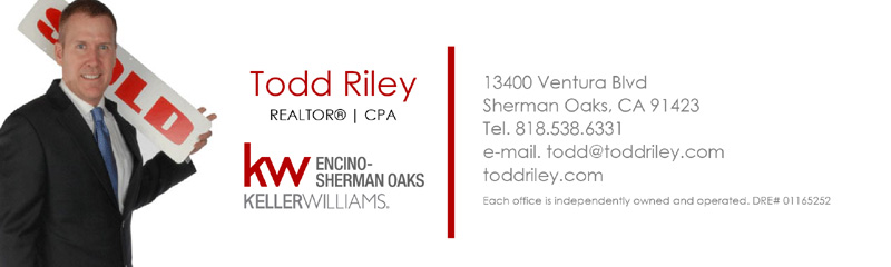 Todd Riley - Toluca Lake Real Estate Agent